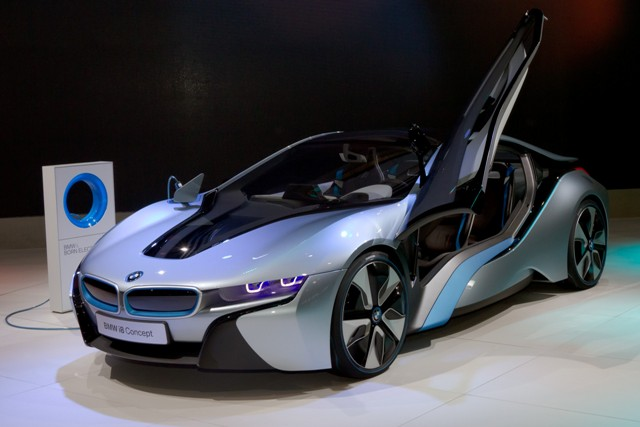 BMW launches four new cars at Auto Expo 2014