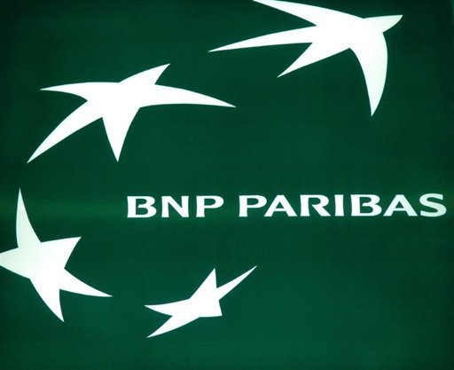 Paris - French banking giant BNP Paribas reported Tuesday a 6.6 per ...