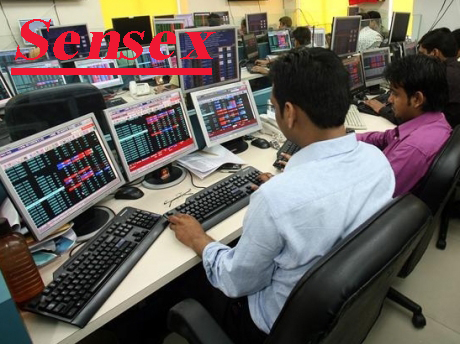 Sensex crosses 20,000-mark, first time since Jan 31