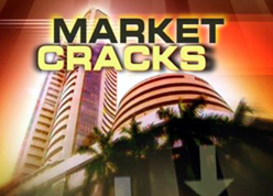 Sensex plunges over 1, 400 points