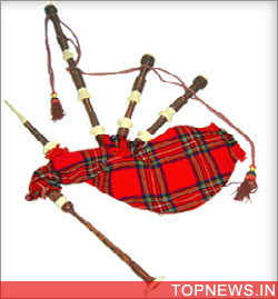 Now, bagpipes are ethically sound