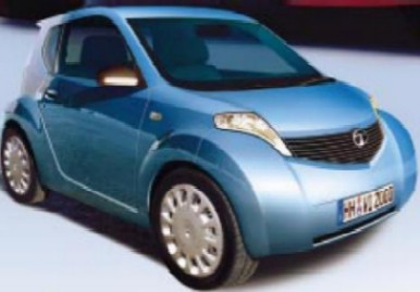 Bajaj Auto unveils Small Car to compete with TATA