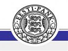 Estonia's central bank lowers economic outlook