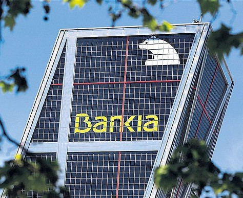 Spain's Bankia to pay $803 million for joint venture stake to Aviva