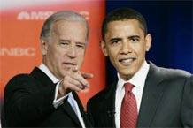 Biden bearing brunt of Obama''s ''non-jokability''!