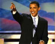 Bare-chested Obama 'looks more like George Clooney than George Bush'