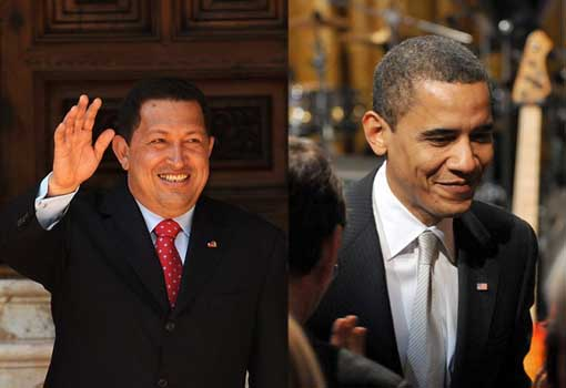 Chavez not the first to discover book that he gave to Obama