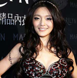 Taiwan singer-actress Barbie Hsu voted Asia's sexiest vegetarian