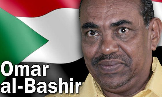 Sudan president Omar Al bashir