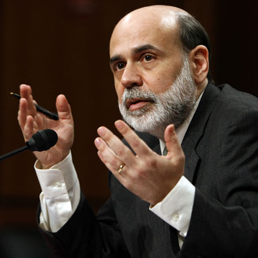 head of federal reserve