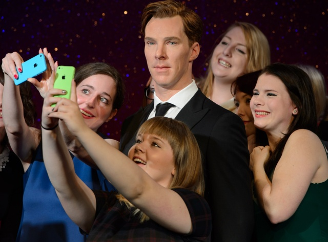 Benedict-Cumberbatch-WAX jpg Benedict Cumberbatch