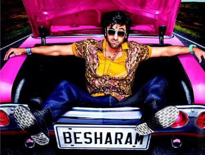 'Besharam' mints over Rs.20 crore on opening day
