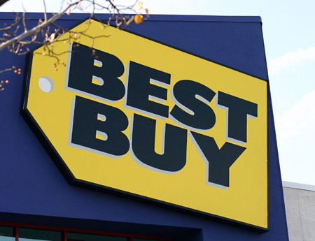 Best Buy investors spooked by weak earnings