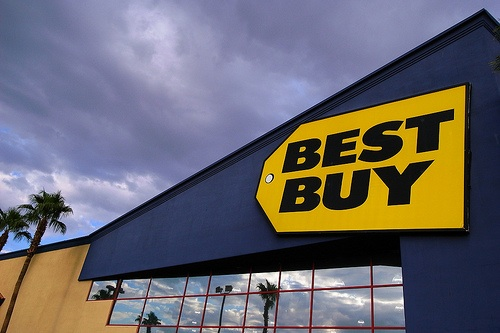 Two Best Buy directors resign