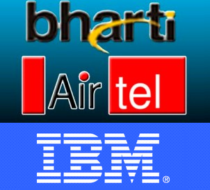 ibm bharti deal Bharti tele inks outsourcing pact with ibm for $750 m our bureau mr sunil mittal, cmd this is the second such outsourcing deal signed by bharti.