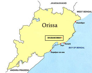 Orissa assembly adjourned over farmers committing suicide