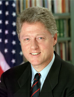 Bill Clinton Rejected Me