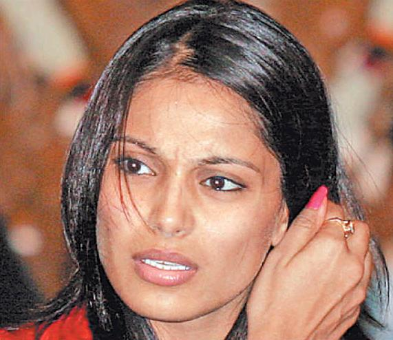 Bipasha Basu chucked out of