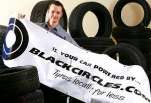 """The acquisition of Blackcircles by Michelin was a landmark moment, with Welch saying at the time that the French group's """"strength will allow us to underpin the multi-brand offering that we."""