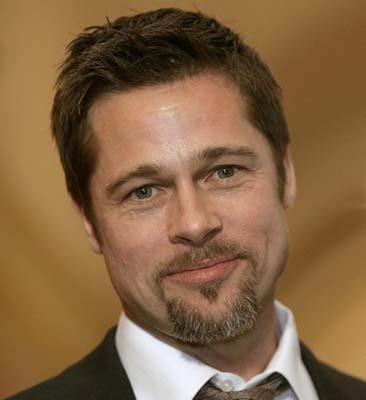 brad pitt. Brad Pitt said #39;yes#39; to