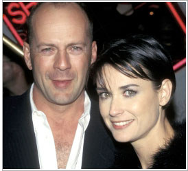 Bruce Willis, Demi Moore's daughter to make big Hollywood debut