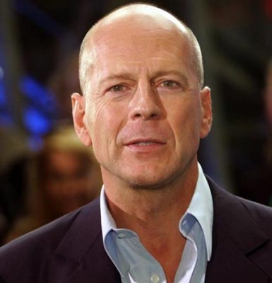 Can't stand my voice: Bruce Willis on singing