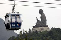 Buddha Cable Car