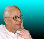 West Bengal Chief Minister and Communist Party of India- Marxist (CPM) stalwart Buddhadeb Bhattacharjee