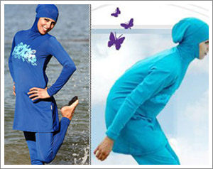 Now Brits Told To Wear Burkinis In Pools Topnews