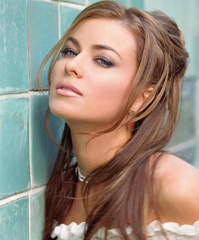 carmen electra. Carmen Electra back with more