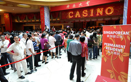 Genting Singapore looking to enter Japan