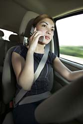 Cell phones as harmful as alcohol when mixed with driving