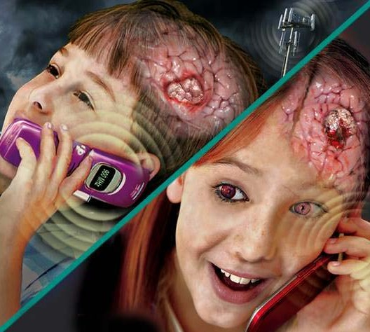 cell phones brain cancer research paper