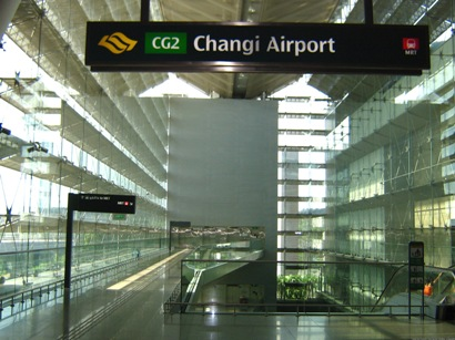 Changi might pick up 26% stake in GVK Airports