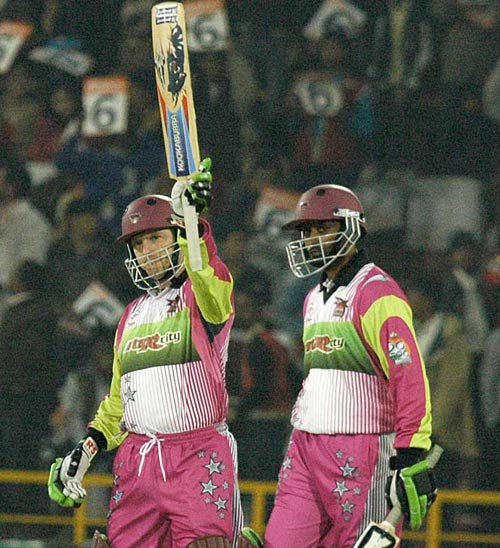 Chennai Superstars ensure semifinal berth in ICL