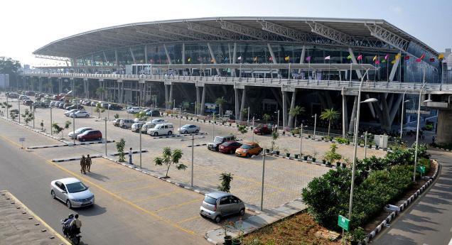 Forex bangalore international airport