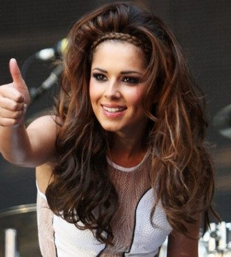 London Oct 27 X Factor judge Cheryl Cole''s first release as a solo