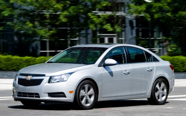 GM to build next-generation Chevrolet Cruze in Ohio