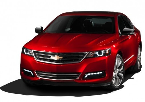 Chevrolet's 2014 Impala base model to cost $27,535