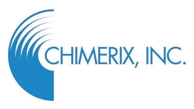 Chimerix stock at all-time high