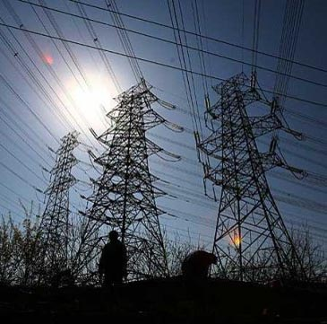 China's power consumption rises