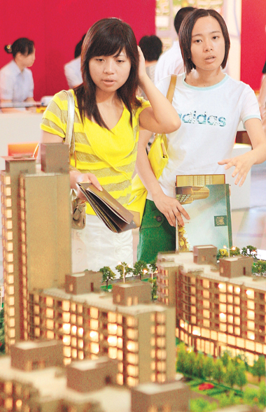 New home prices rise 2.1% in February in China