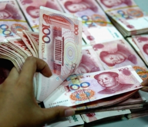 China's first quarter GDP grows