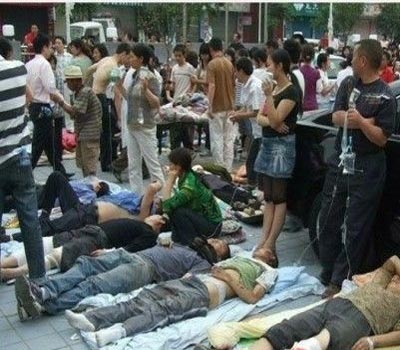 160 dead, 6,700 injured in China earthquake