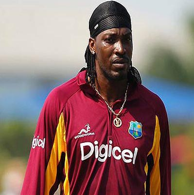 Gayle savouring sweet win over Australia