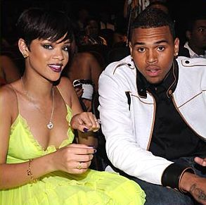 chris browns girlfriend