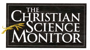 The Christain Science Monitor Logo