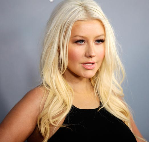 Aguilera excited about unexpected pregnancy