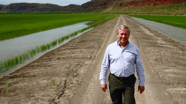 WA government leases 13,000 hectares of land to China