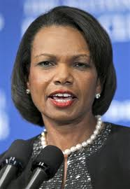 ''US should do everything it can to bring down Iran government'': Condoleezza Rice